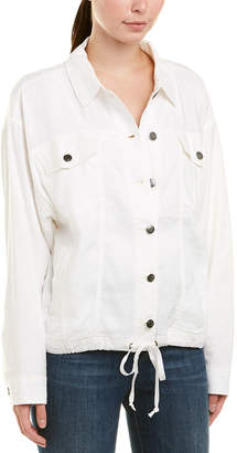 Splendid Dolman Style Denim Jacket