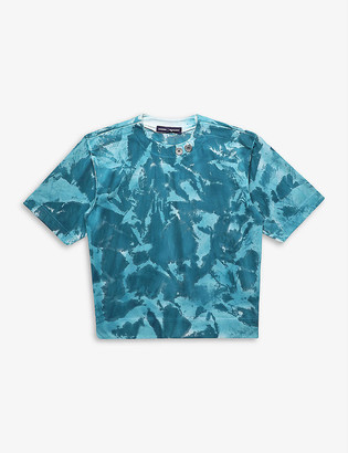 Diesel x Pronounce tie-dye cotton T-shirt