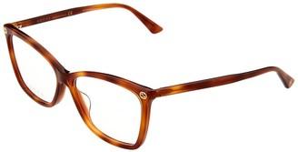 Gucci Unisex Gg0025 56Mm Optical Frames