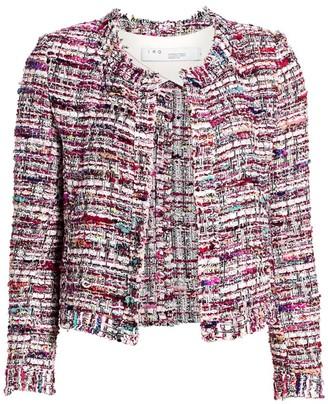 IRO Brelanie Wool-Blend Tweed Jacket