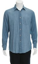 Façonnable Denim Button-Up Shirt w/ Tags