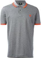 Paul Smith contrast stripe polo shirt - men - Cotton - S