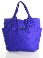 Marc by Marc Jacobs Purple Double Handle Tote Handbag