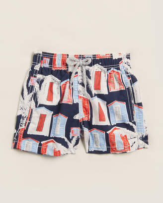 Vilebrequin Toddler Boys) Cabines De Plage Swim Shorts