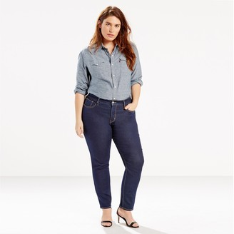 Levi's Plus 311 Shaping Skinny Jeans, Length 32""