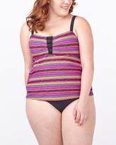 Penningtons Sea - Printed Tankini Swim Top