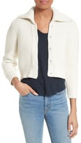 Rebecca Taylor Women's Links Stitch Cardigan