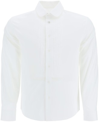 Off-White Tailored Tuxedo Shirt