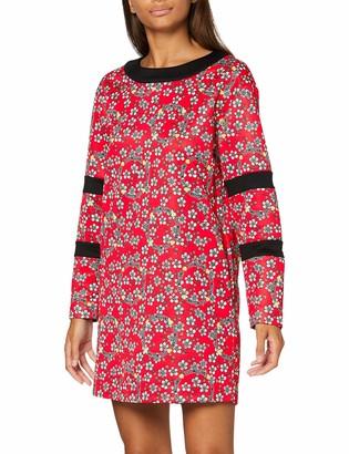 Love Moschino Women's Kleid Casual Dress