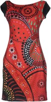 Desigual Short dresses - Item 34673491