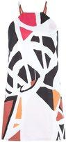 Andrea Marques - printed tunic - women - Cotton - 42