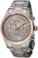 Armand Nicolet Men's 8744A-GS-M8740 M02 Classic Two-Toned Stainless Steel Automatic Watch