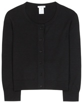 Oscar de la Renta Cashmere And Silk Cardigan