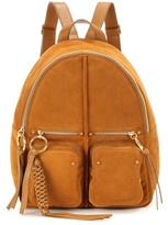 See by Chloe Suede backpack
