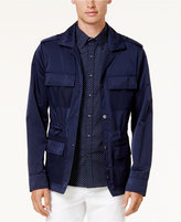 Michael Kors Men's Cinched-Waist Field Jacket