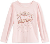 Epic Threads Little Girls' Mix and Match Dream Graphic-Print T-Shirt, Only at Macy's