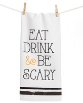 Levtex Eat, Drink & Be Scary Dish Towel