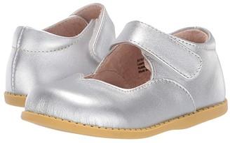 Livie & Luca Astrid (Toddler/Little Kid) (Silver Metallic) Girl's Shoes