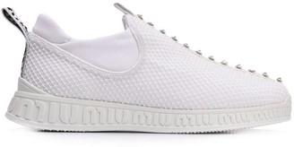 Miu Miu Miu Run slip-on sneakers