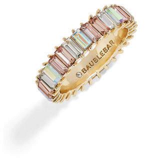 BaubleBar Alinya Stone Ring, Size 7