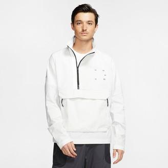 Nike Men's Sportswear Tech Pack Woven Half-Zip Jacket