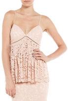 Bardot Bella Lace Camisole Top