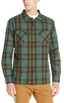 Brixton Men's Albert Long Sleeve Woven Shirt