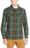 Brixton Men's Albert Long Sleeve Woven Shirt