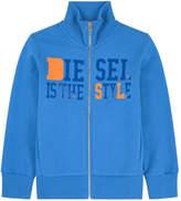 Diesel Graphic sweatshirt