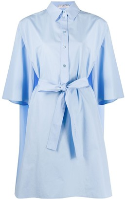 Givenchy Belted Shirt Dress