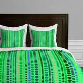 Deny Designs Romi Vega Retro Duvet Cover