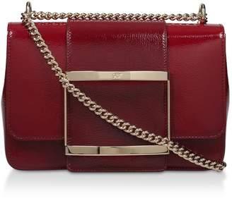 Roger Vivier Small Patent Tres Vivier Bag