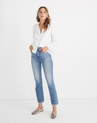 Madewell The Petite Perfect Vintage Jean in Ainsworth Wash