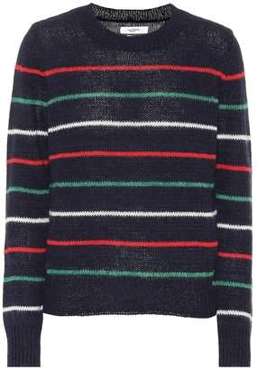 Etoile Isabel Marant Isabel Marant, étoile Gian striped alpaca-blend sweater