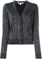 Diane von Furstenberg 'Adelyn' cardigan - women - Polyester/Viscose/Merino/Metallic Fibre - XS