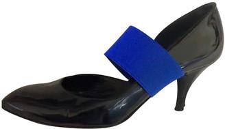 Sonia Rykiel Black Patent leather Heels