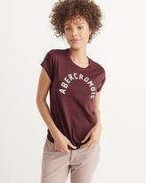 Abercrombie & Fitch Arch Logo Tee