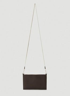 Rick Owens Rectangle Crossbody Bag