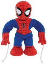 Marvel Swing & Sling Spiderman Feature Plush