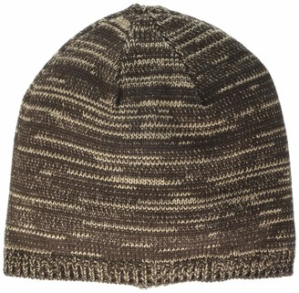 Marky G Apparel Two-Tone Marled Beanie