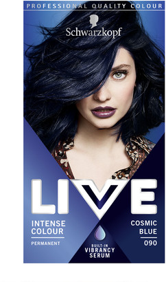 Schwarzkopf Live Colour Intense Colour 090 Cosmic Blue