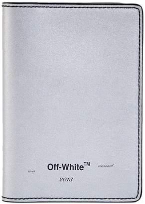 Off-White Off White seasonal logo passport