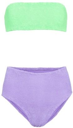 Hunza G Edie bandeau bikini