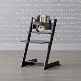 Black Tripp Trapp® Chair and Baby SetTM from Stokke®