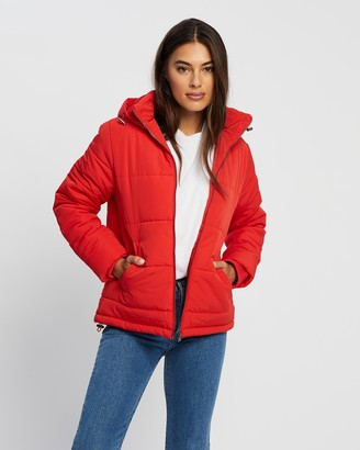 All About Eve Women's Jackets - Essential Puffer Jacket - Size One Size, 8 at The Iconic