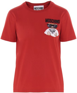 Moschino teddy T-shirt