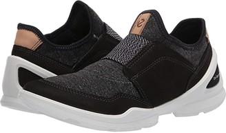 ECCO Sport Biom Street Slip-On (Black/Black 2) Women's Shoes