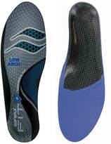 Sof Sole Men's FIT Low Arch Custom Insole -Grey/Blue/Multi