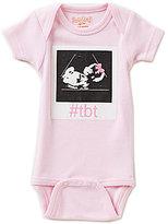 Sara Kety Baby Girls Newborn-18 Months #tbt Bodysuit