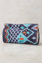 Anthropologie Kilim Clutch